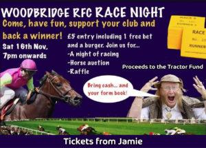 Race Night 16_11_19