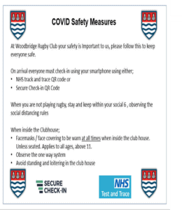Covid Safety Rules