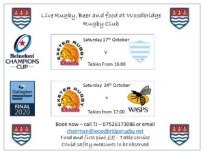 Woodbridge Rugby Club