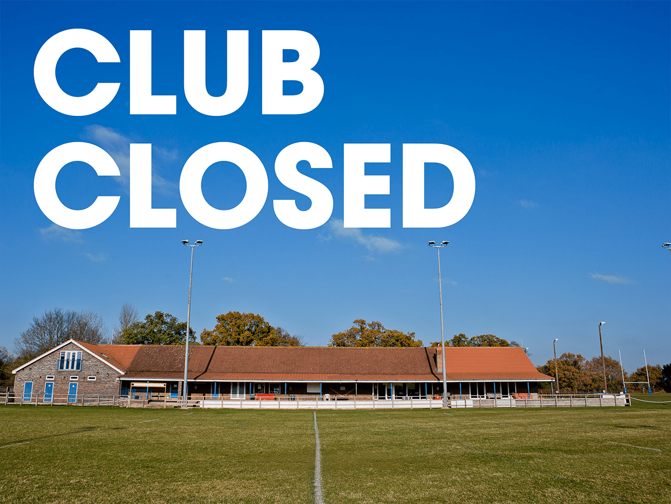 Club Closed