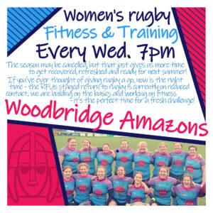 women's' rugby promo